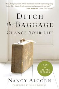 Ditch the Baggage | Nancy Alcorn's Blog | NancyAlcorn.com