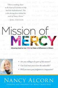 Mission of Mercy | Nancy Alcorn's Blog | NancyAlcorn.com